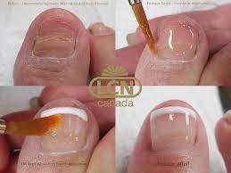 verzorgde nagels zonder lak
